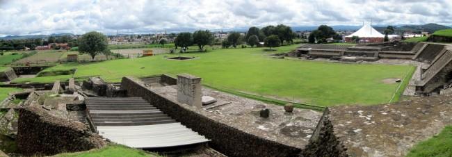 Puebla - Ruínas das Pirâmides de Cholula 2