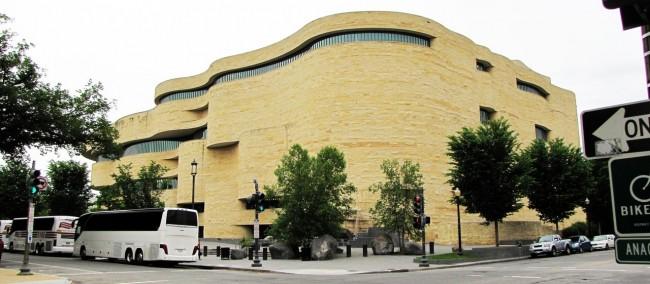 Roteiro de Washington - Museu Nacional do Índio Americano