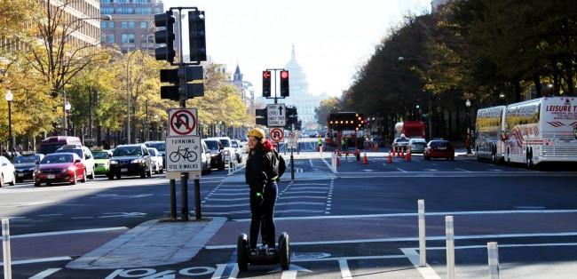 Segway Tour em Washington - Pennsylvania Avenue