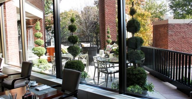 Onde ficar em Washington - Four Seasons Jardim Seasons