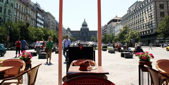 Os melhores cafés de Praga - Tramvaj 2