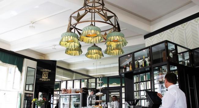 Os melhores cafés de Praga - Grand Cafe Orient 2
