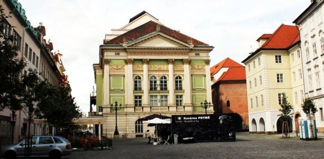 Os melhores cafés de Praga - Café Potme