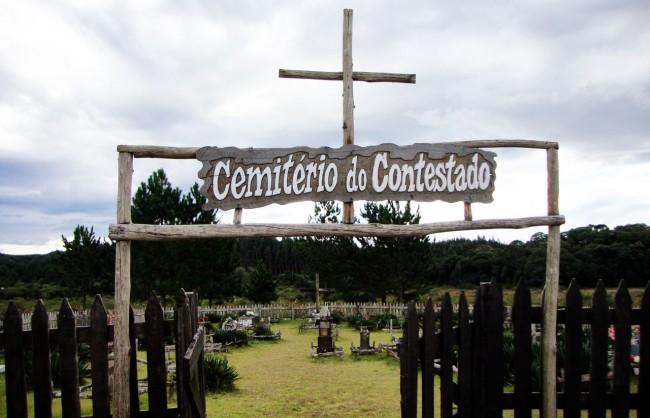 Treze Tïlias - Cemitério do Contestado