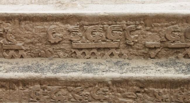 Sítios Arqueológicos de Trujillo - Huaca Esmeralda 2