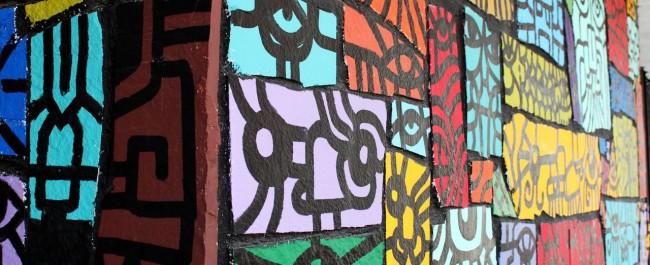 Walking Tour Downtown Vegas - Graffiti 3