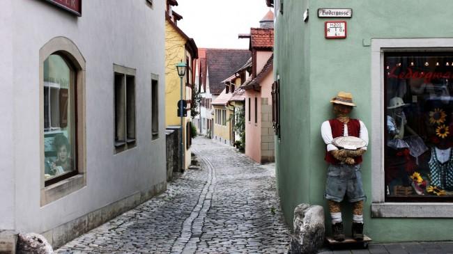 Rothenburg - Ruas 1