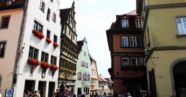 Rothenburg - Marktplatz