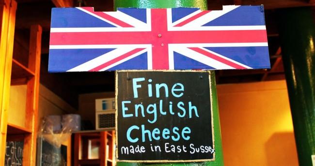 Borough Market de Londres - Queijos 2