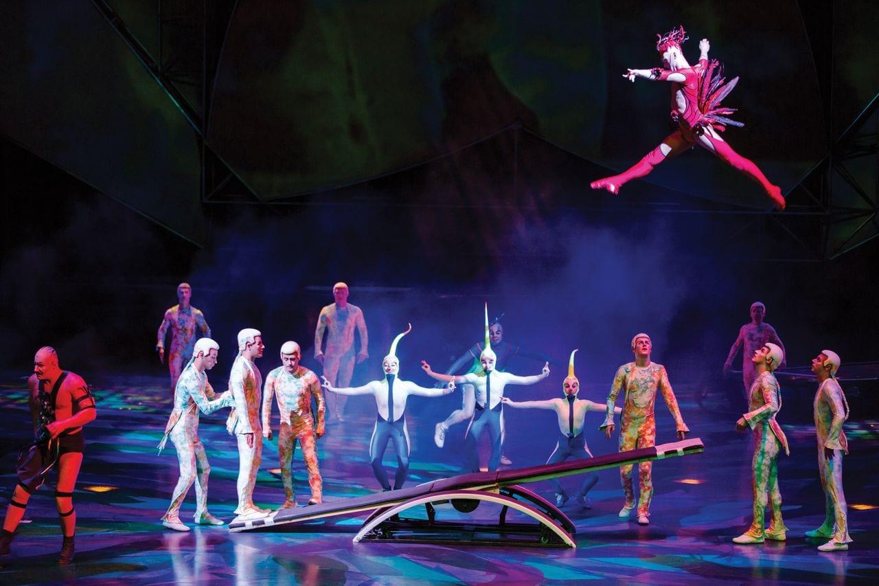 Cirque De Soleil Las Vegas