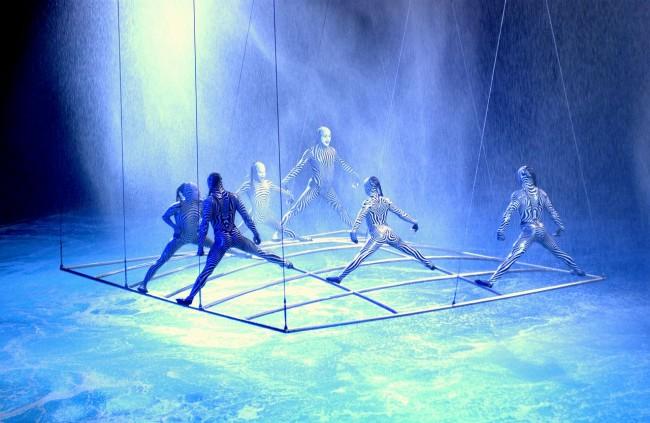 Cirque du Soleil Las Vegas - O
