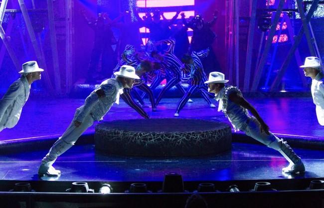 Cirque du Soleil Las Vegas - Michael Jackson ONE
