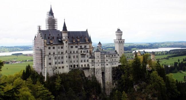 Roteiro de 4 dias de Munique 18 - Neuschwanstein Castle