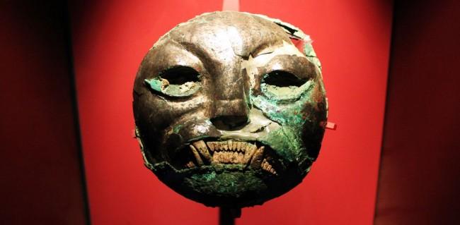 Senhor de Sipán no Norte do Peru - Museu Huaca Rajada 1