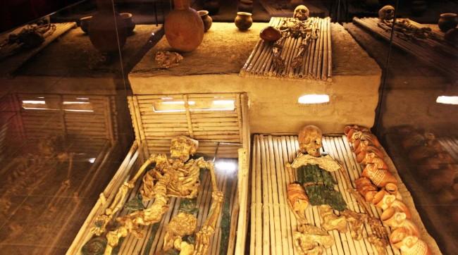 Senhor de Sipán no Norte do Peru - Museu Huaca Rajada 6