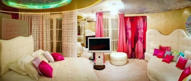 Seven Hotel em Paris - Suíte Maria Antonieta
