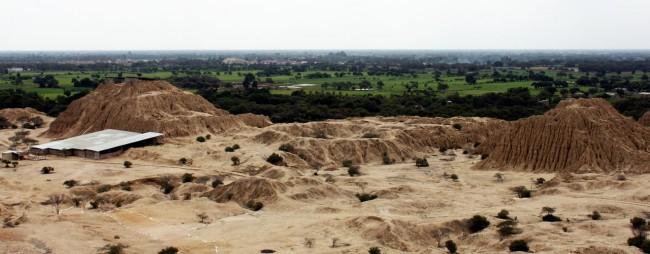 Sicán e Túcume em Chiclayo no Norte do Peru - Túcume 5