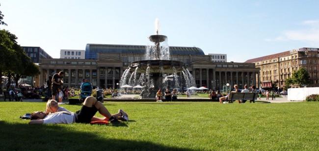 Stuttgart - Schlossplatz 3