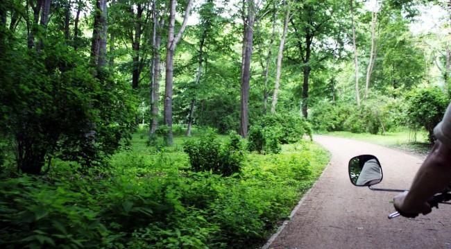 Tiergarten de Berlim - passeio de bike-táxi 2