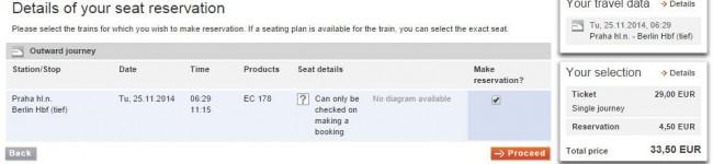 Como ir de Praga a Berlim - Deutsche Bahn 9