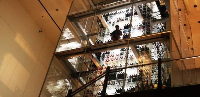 Restaurantes e bares de Las Vegas - Aureole