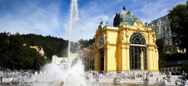 Bate e volta de Praga - Marianske Lazne