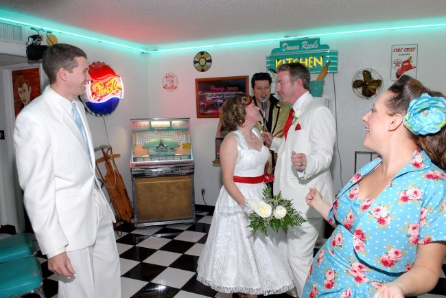 Onde casar em Las Vegas - Com Elvis Presley