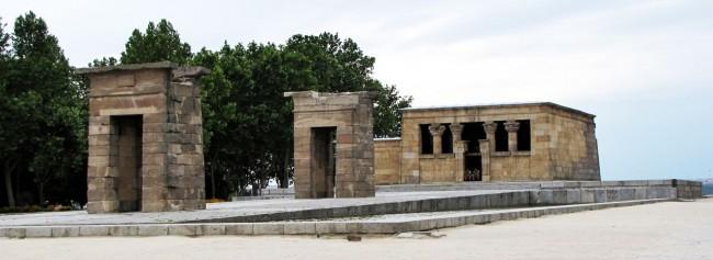 Guia KLM de Madri - Templo de Debod