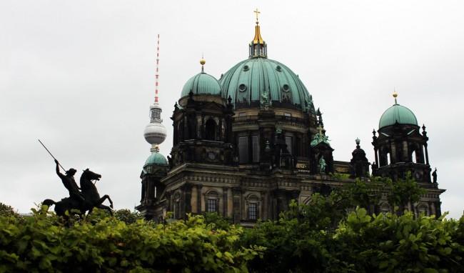Guia KLM de Berlim - Catedral de Berlim 2