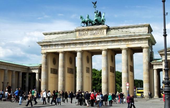 Guia KLM de Berlim - Portão de Brandenburgo 2