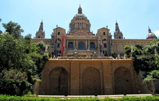 Guia de Barcelona KLM - Museu Nacional de Arte da Catalunha