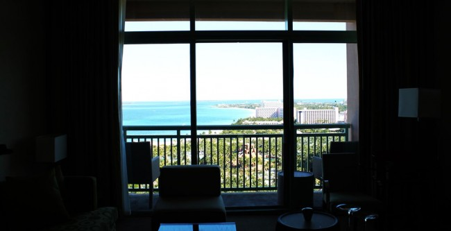 Atlantis Resort Bahamas - Vista do quarto