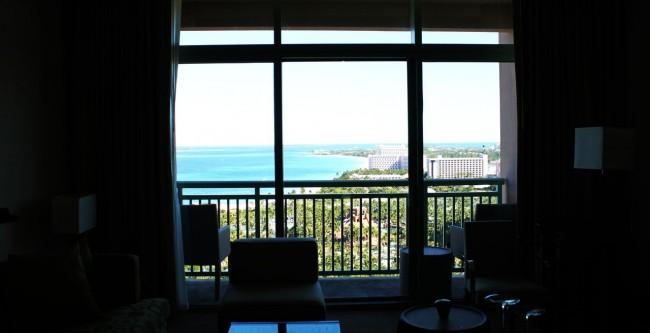 Atlantis Resort Bahamas - Vista do quarto
