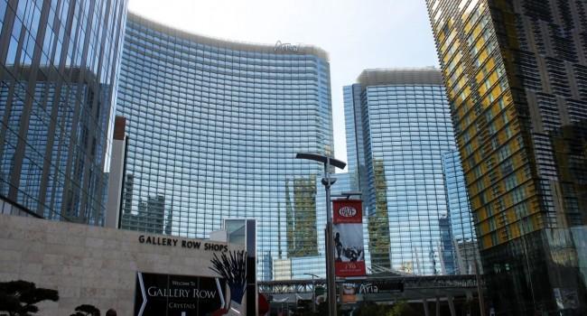 Onde ficar em Las Vegas - Aria Hotel