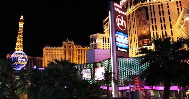 Onde ficar em Las Vegas - Planet Hollywood