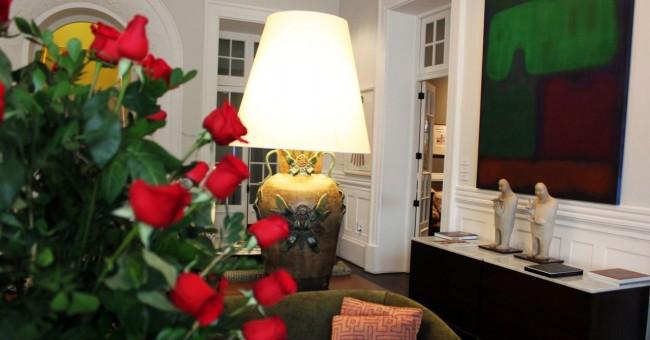 Hotéis em Lima: do básico ao luxo - Hotel B Lobby