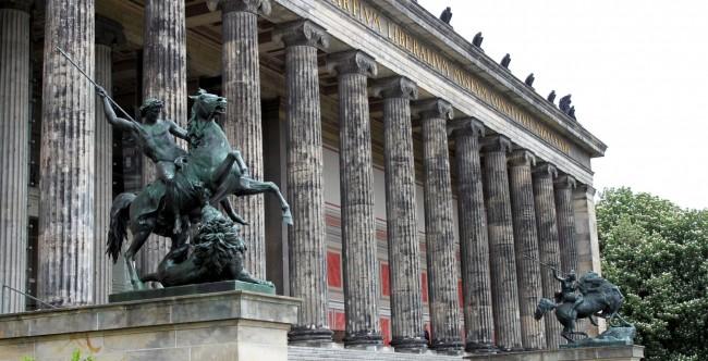 Bus 100 City Tour em Berlim - Museu 1