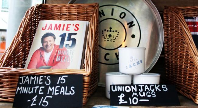 Onde comer barato em Londres - Union Jacks 2