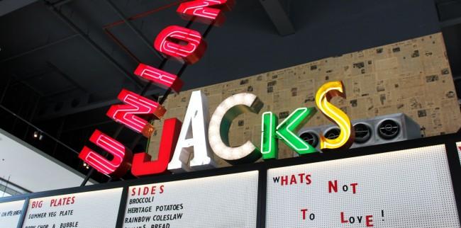 Onde comer barato em Londres - Union Jacks 3