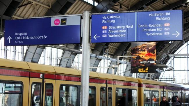 Bate e volta de Berlim: Potsdam 1
