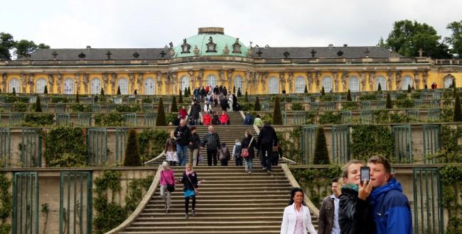 Bate e volta de Berlim: Potsdam 13