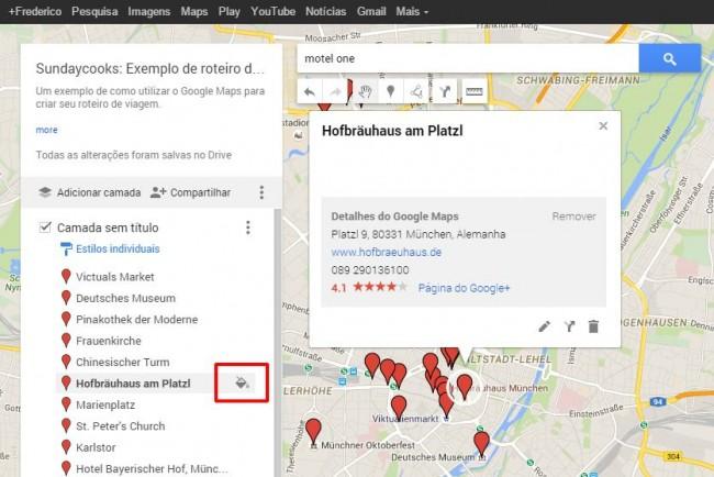 Como fazer roteiros de viagem com o Google Maps - 10