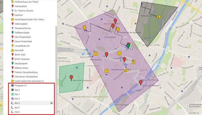 Como fazer roteiros de viagem com o Google Maps - 15