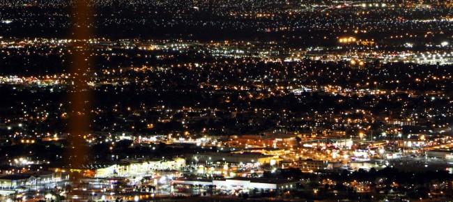 Stratosphere Las Vegas - Vista dos observatórios 1