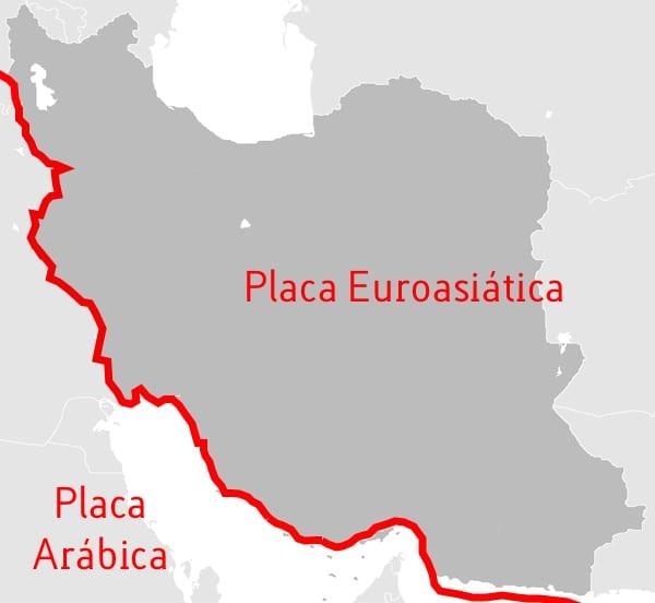 Placas Arabica Euroasiatica