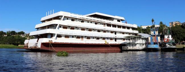 ABC do Pantanal - rio Paraguai 2