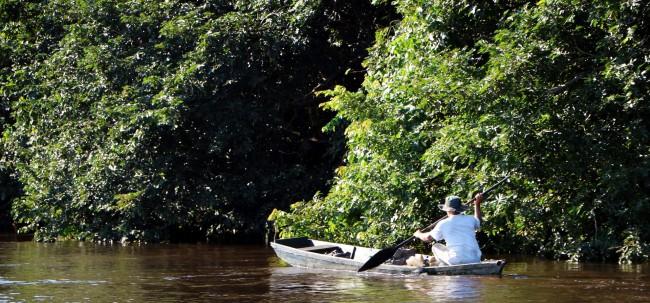 ABC do Pantanal - rio Paraguai 3