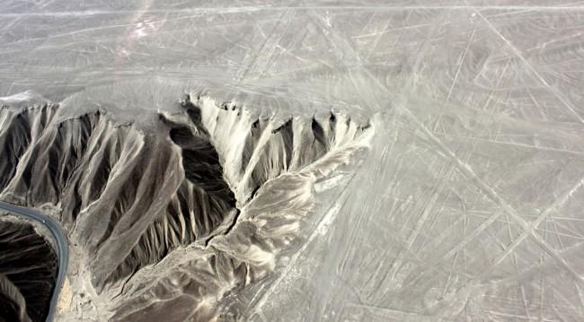 Sobrevoo pelas linhas de Nazca - 10
