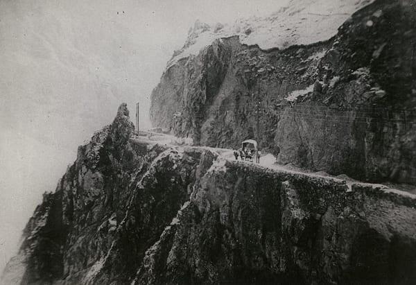 Fim dos 1800, início dos 1900 - Fotos de domínio público