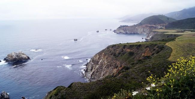 Road trip pela Califórnia Big Sur - 5